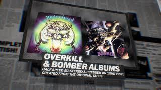 Motörhead '1979' unboxing video