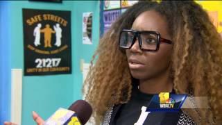 Video: Authorities address juvenile crime in Baltimore