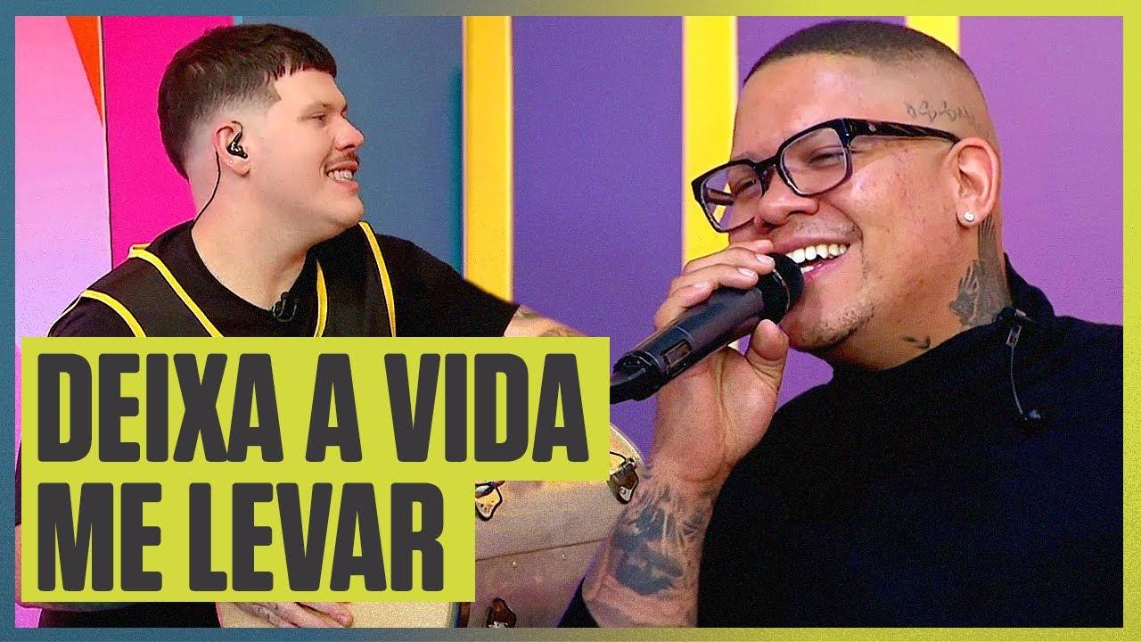 FERRUGEM e DI PROPÓSITO cantam ZECA PAGODINHO! | TVZ | Música Multishow