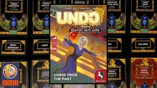 Undo: Curse from the Past — Fun & Board Games w/ WEM