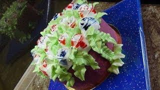 Торт Пломбир Творожный Мусс-Вкус мороженого