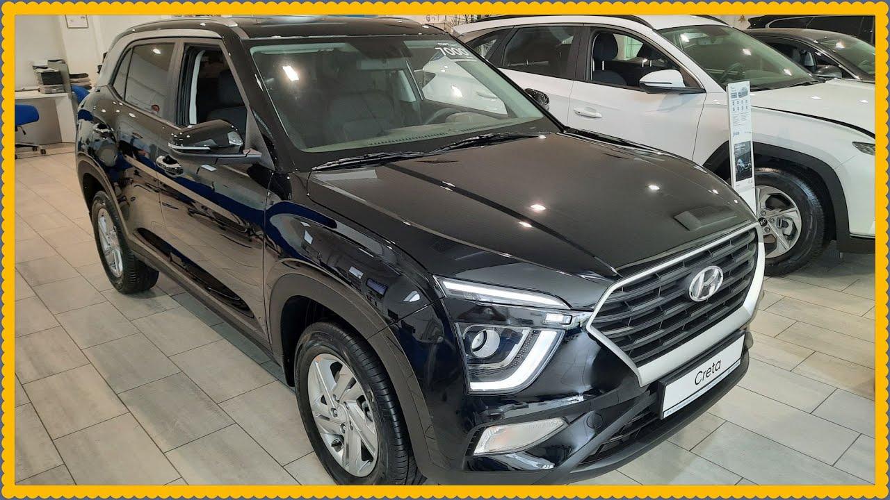 Новая Hyundai Creta ..