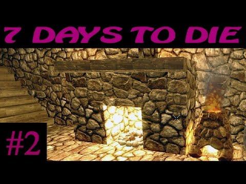 7 Days to Die ► Островной крафт ►#2 (16+)