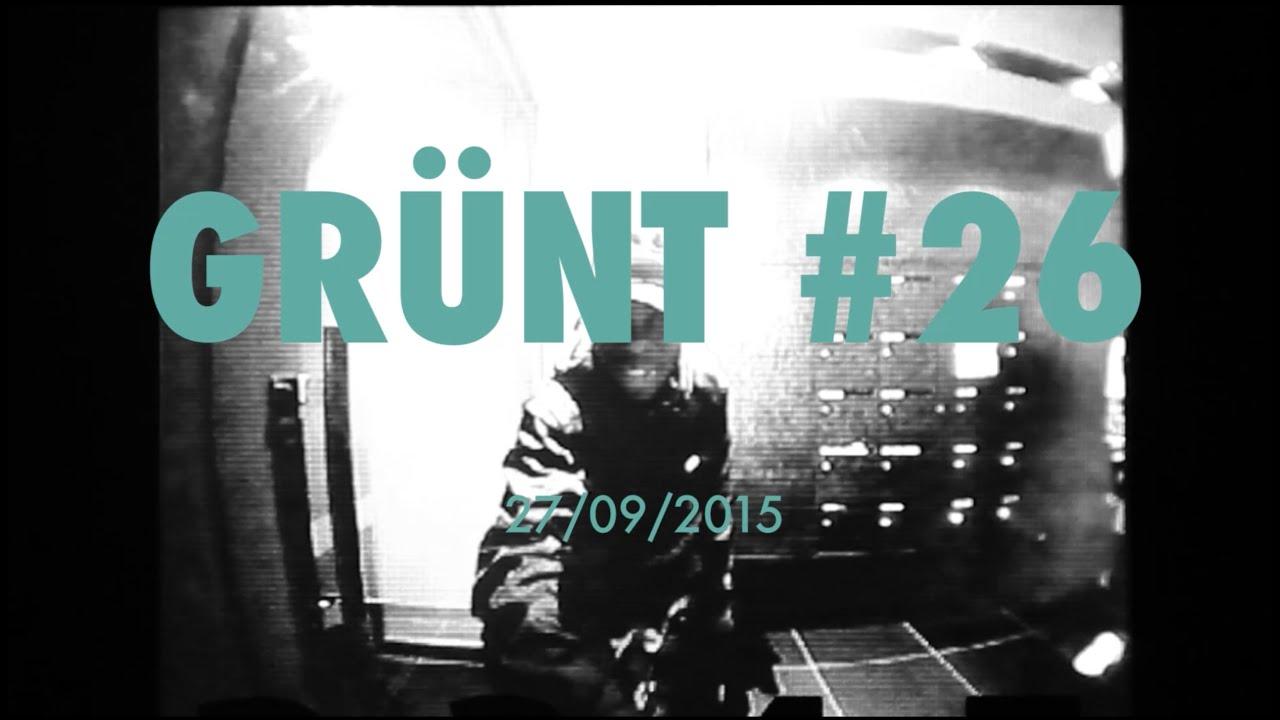 Grünt #26 Feat. Josman, S.Pri Noir, 3010, Eazy Dew
