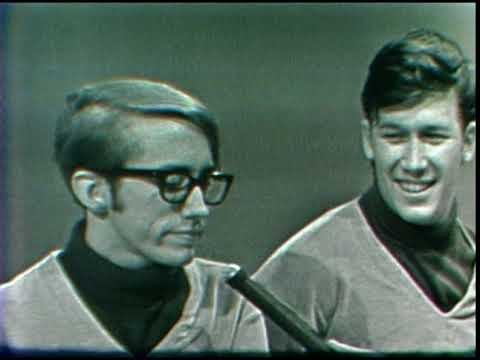 American Bandstand 1965- Interview We Five