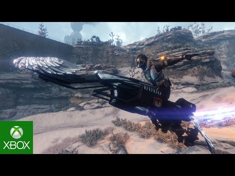 Official Iron Gjallarwing Sparrow Destiny: Rise of Iron Pre-order Trailer