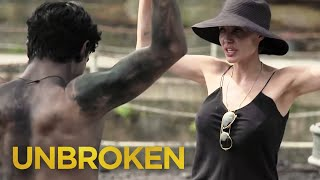 Unbroken - Shooting The Plank Scene - Own it on Blu-ray 3/24