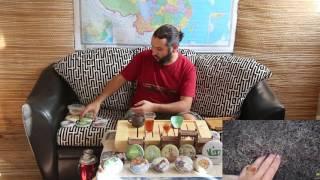 Обзор: Новая серия фирменных чайных блинчиков Мойчай.ру, июнь 2016