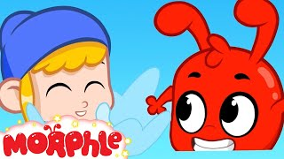 Morphle At The Beach Beach Bandits - My Magic Pet Morphle  Cartoons For Kids  Morphle TV