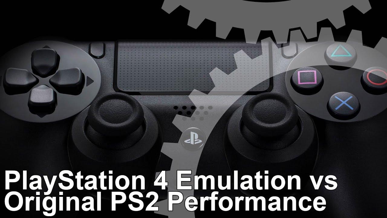 Performance Analysis: PlayStation 2 emulation on PS4 • Eurogamer net