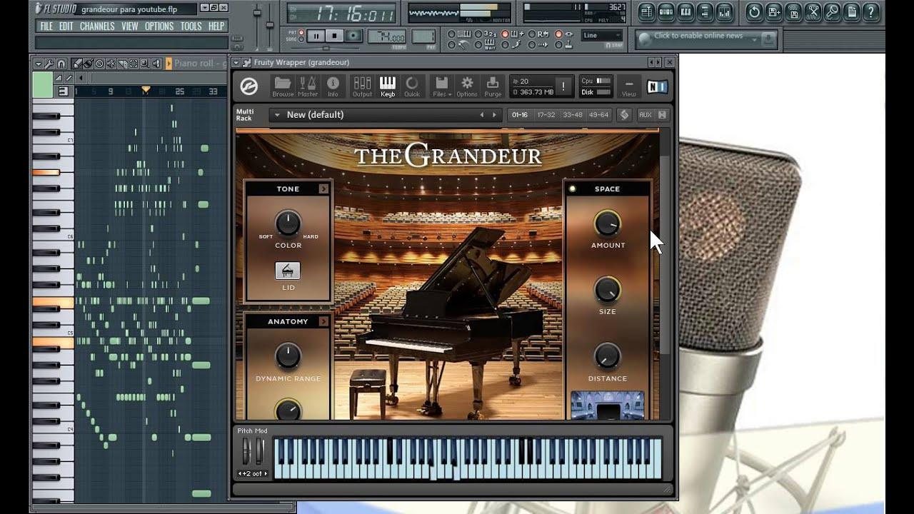 Resultado de imagen para composición musical piano