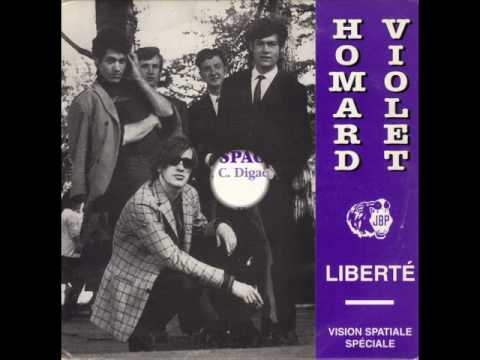 HOMARD VIOLET / VISION SPACIALE SPECIALE