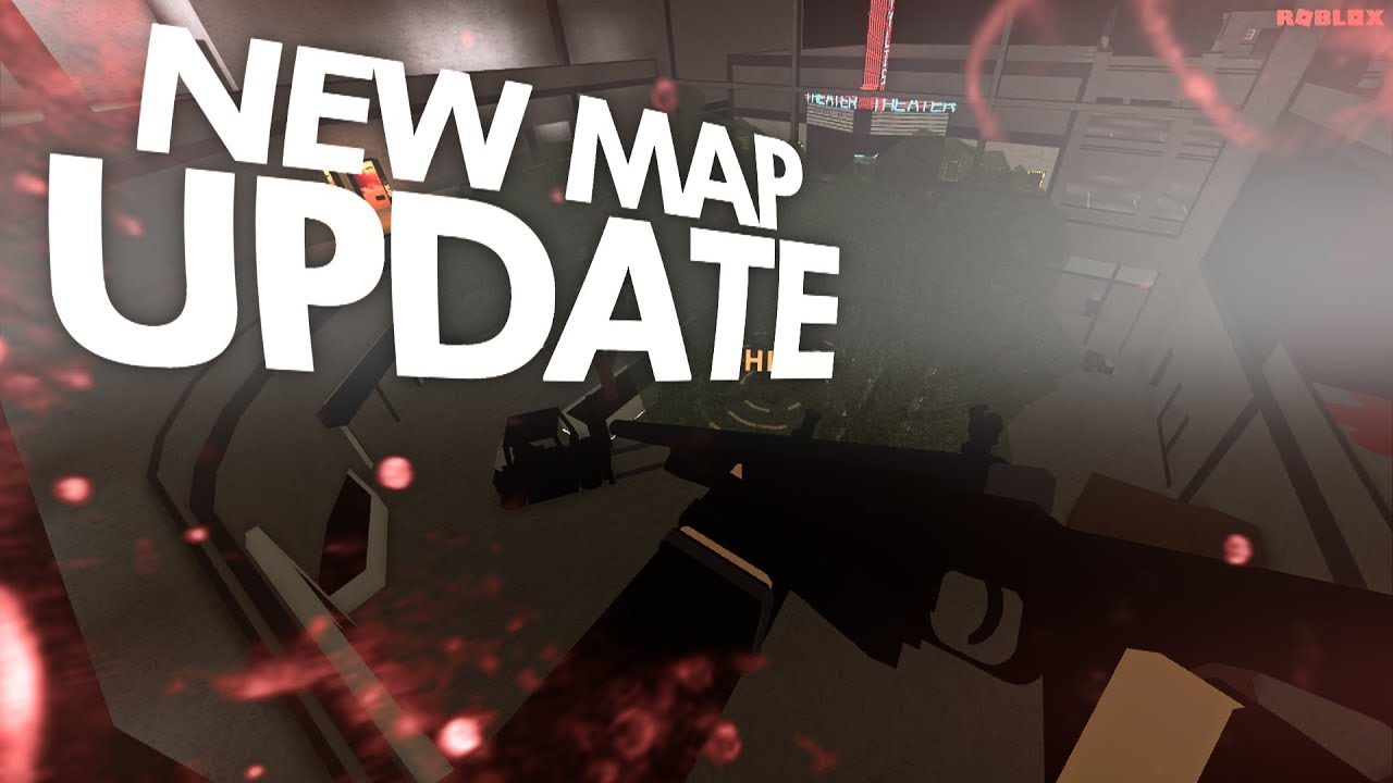 New Map Update In Phantom Forces Roblox Youtube