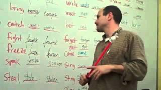 Как выучить английские неправильные глаголы - english-challenge.ru