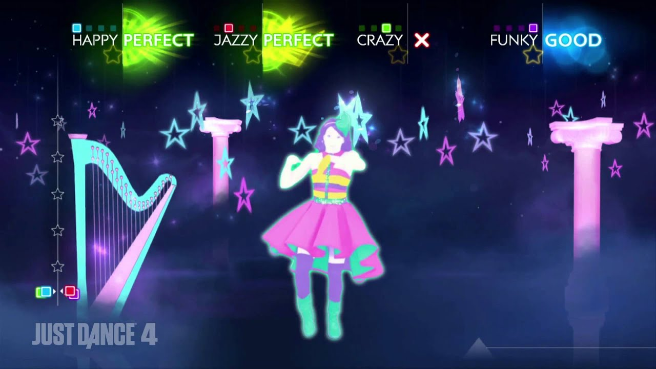 Selena Gomez and The Scene - Love You Like A Love Song   Just Dance 4    Gameplay