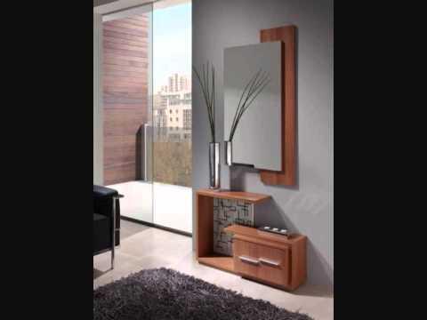 Www muebles ilmode com mobles recibidores para sus - Muebles hall modernos ...