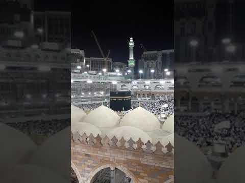 World Beautiful Azan In Makkah 15.2.2109