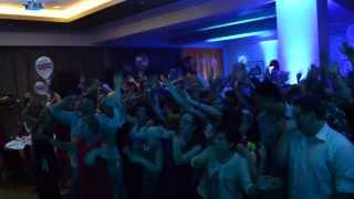 Tony George Entertainment - Reef Hotel Casino function - November 2014