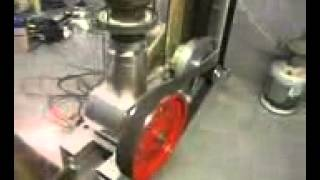 Rhombic Drive Stirling Engine Part 3