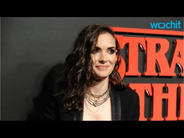 Winona Ryder Opens Up About Her Shop Lifting Arrest