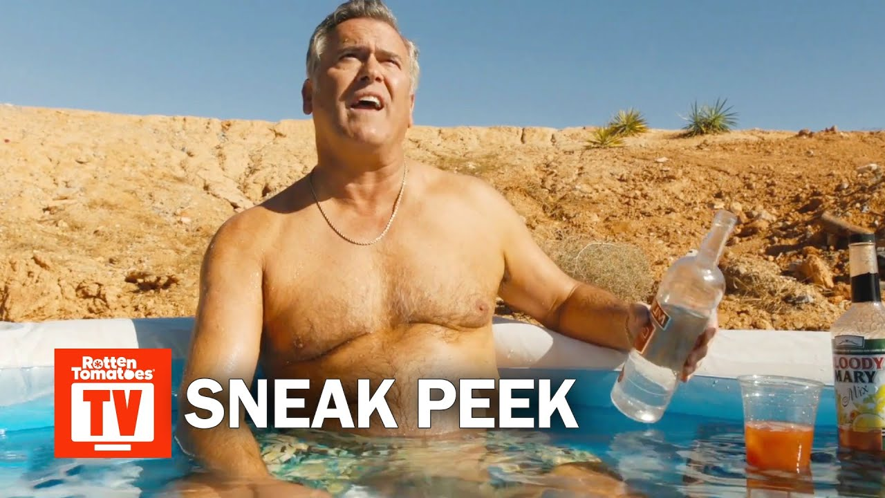 Download Lodge 49 S01E08 Sneak Peek | 'Ernie Meets the Captain' | Rotten Tomatoes TV