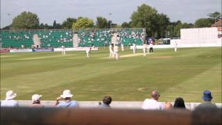 BBC Kent/London lead cricket commentary stint