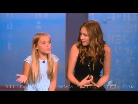 Lennon and Maisy {The View - July 2nd 2013}
