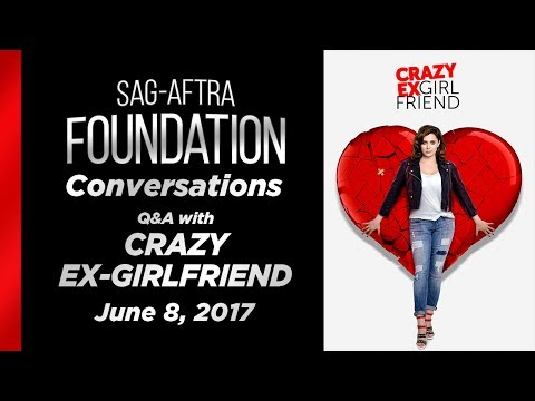 Conversations with the Cast of CRAZY EXGIRLFRIEND