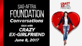 Conversations with the Cast of CRAZY EX-GIRLFRIEND