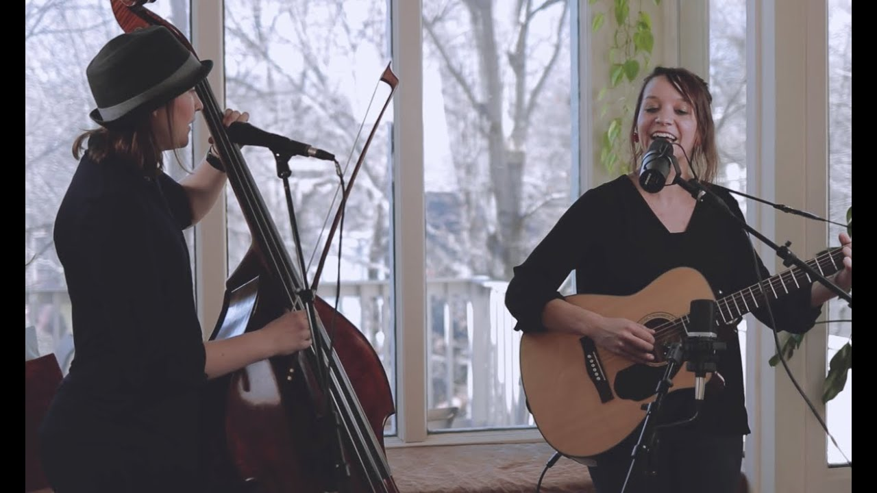 """King Margo - """"Monsters"""" // Treehouse Session"""