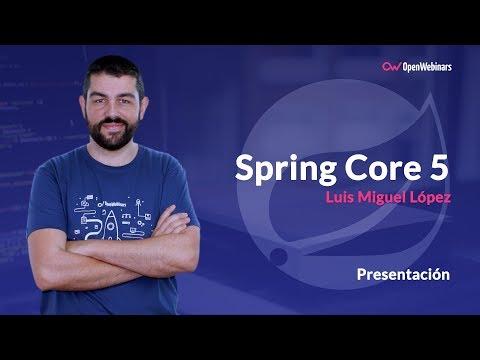 CURSO SPRING CORE 5