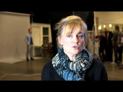 Intervju med Marie Richardson i rollen som Marjorie Houseman i Dirty Dancing