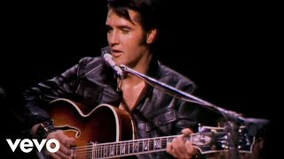 Elvis Presley - Baby, What You Want Me To Do (68 Comeback Special) YouTube Videos
