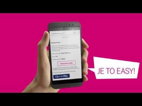 Telekom – s Easy si kredit dobíjaš jednoducho!