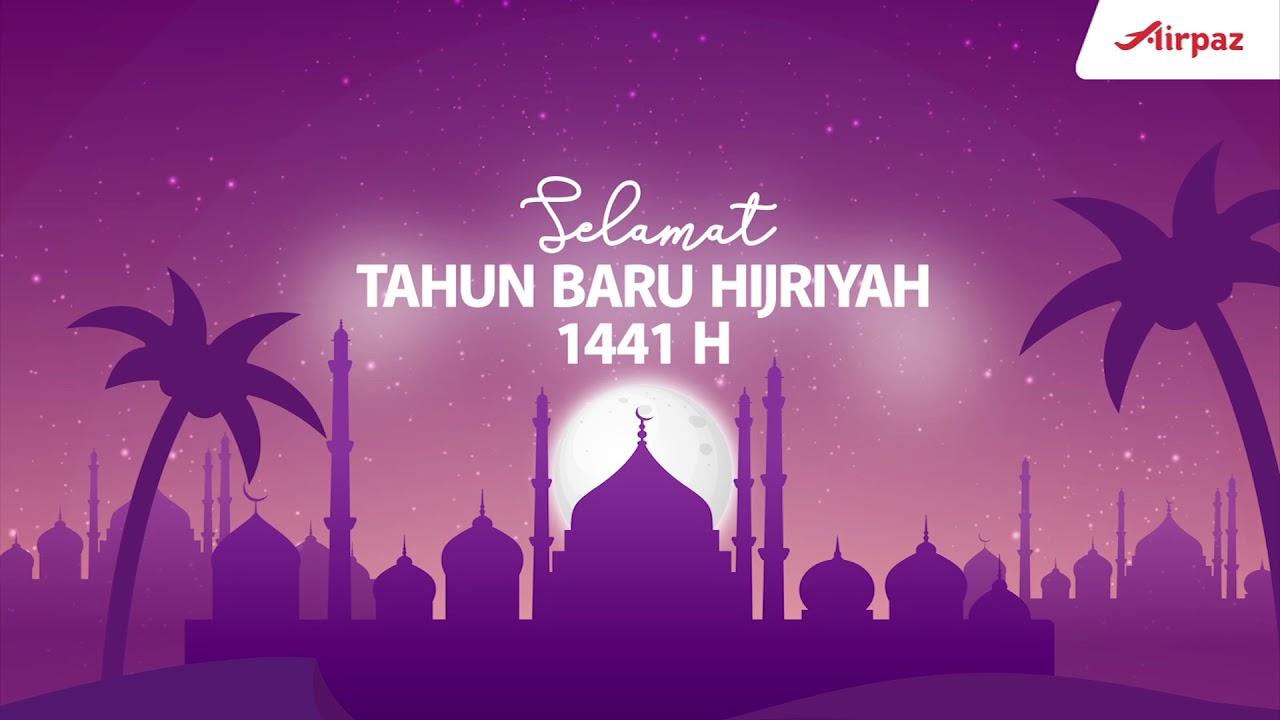 Selamat Tahun Baru Islam 1441h Youtube