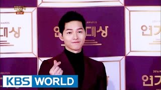 Video 2016 KBS Drama Awards Red Carpet [2016 KBS Drama Awards/2017.01.03] download MP3, 3GP, MP4, WEBM, AVI, FLV Juli 2018
