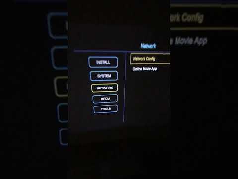 GTMEDIA V7S Operation to display CCCAM 15s short video