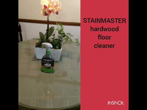 Stainmaster Hardwood Floor Cleaner
