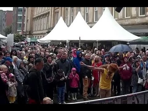 CM&TD5 - Merchant City Fest. - Glasgow - 2014 - Full Gig (HD)