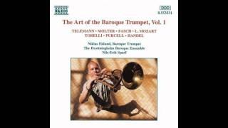 Handel - Suite in D Major - Allegro [Gigue] (2)