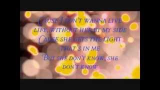 Justin Bieber - She Don't Like The Lights Lyrics