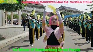 MAYORET PINK | JUARA 1 BALEKAMBANG STREET PARADE | MB NAHMUS | UNDAAN KUDUS