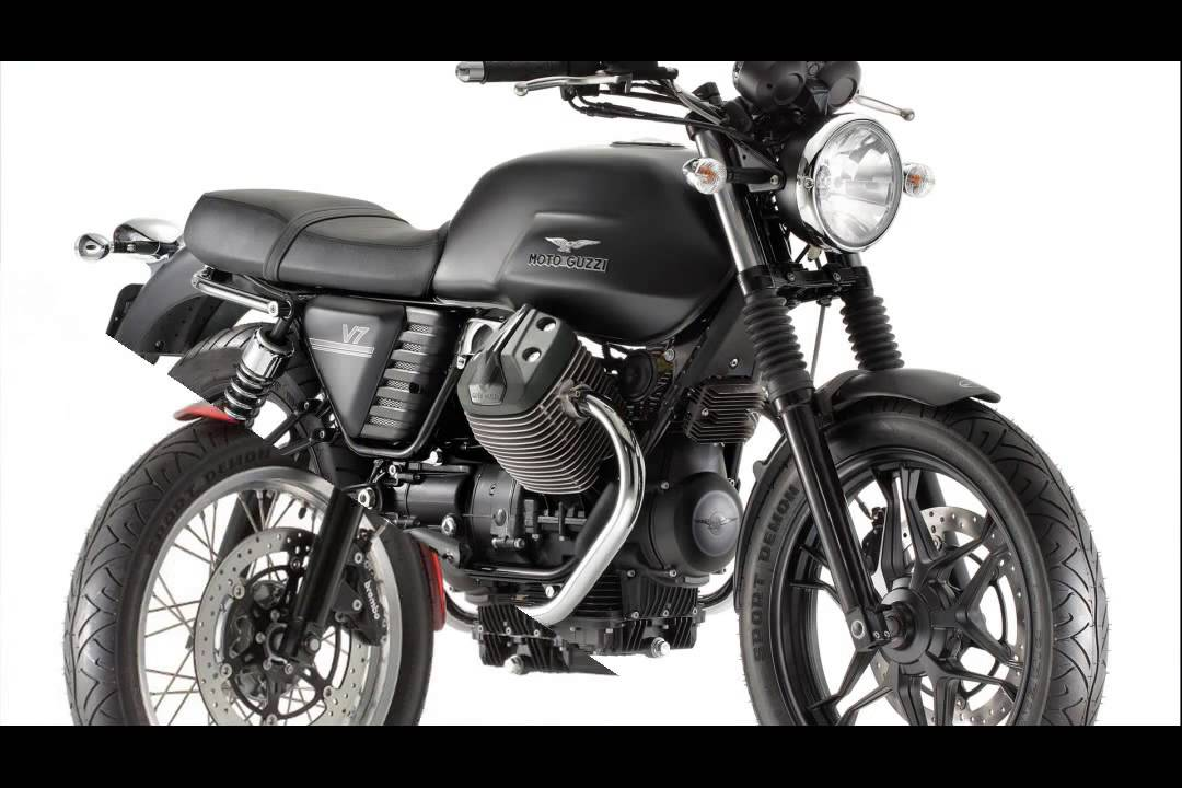 moto guzzi v7 stone youtube. Black Bedroom Furniture Sets. Home Design Ideas