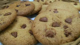 EASY COOKIES RECIPE    EGG-LESS &amp WITHOUT OVEN