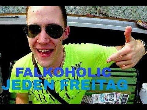 Falkoholic - Jeden Freitag (4k Video prod. by Valens Diego)