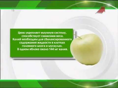 Рецепт Как яблоки помогают организму.mp4