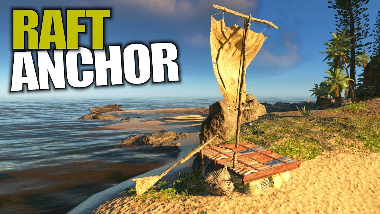 RAFT ANCHOR | Stranded Deep | Let's Play Gameplay | S09E05