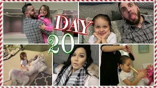 PICKING UP BELLA! | Vlogcember Day 20, 2016