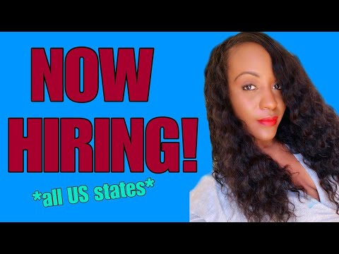 New Work From Home Job Available Now! ~ 7/25/19