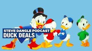 Ducks Deals | The Steve Dangle Podcast